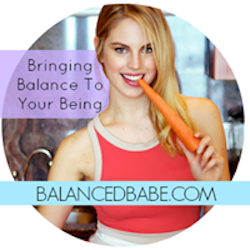 Article on Balanced Babe: A Simple Strategy For Tuning Into Your Body
