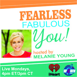 Interview on Fearless, Fabulous YOU