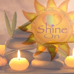 Interview on Shine On! The Health and Happiness Show