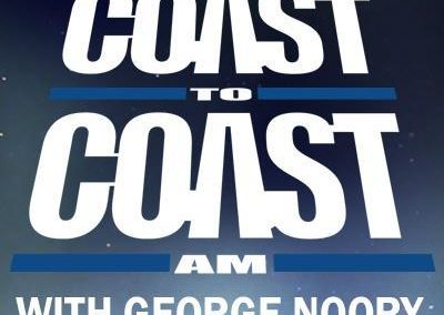 Interview on Coast to Coast AM with George Noori