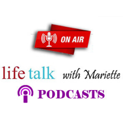Interview on Life Talk with Mariette